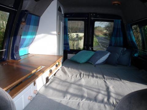 Peugeot Expert camper conversion | Campervan Life | Camper ...