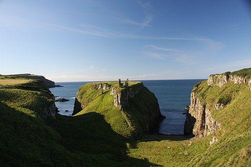 Dunseverick, Irlandia Północna