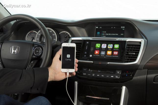 데일리카~ 대한민국 1등 자동차 뉴스 채널 : 혼다, 어코드 페이스리프트 공개..스포티한 디자인 '눈길'