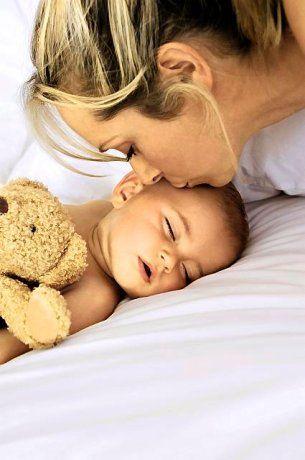 Nauka samodzielnego usypiania niemowląt - czy to działa?