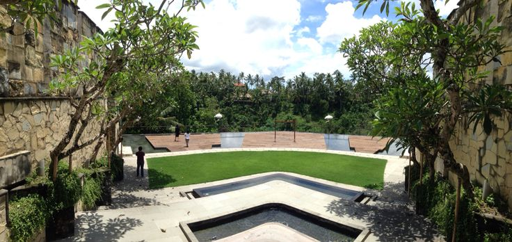 Panoramic View of Kamandalu Resort, Ubud