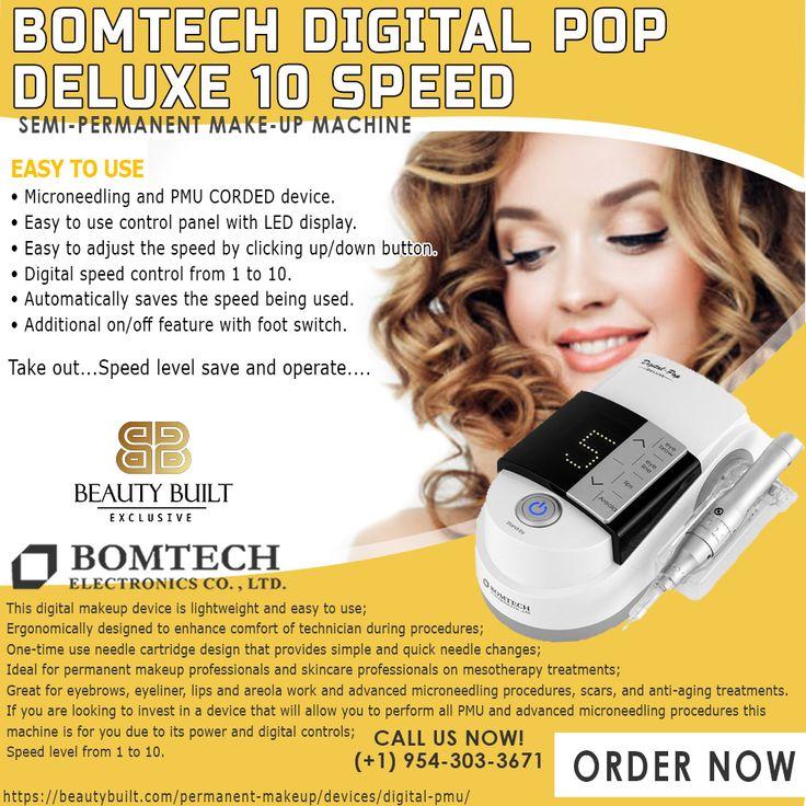 Semipermanent makeup machine Model name DIGITALPOP