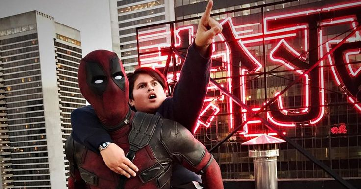 "Deadpool 2scoresHunt for the Wilderpeoplebreakout Cue the whisper, ""Ricky Baker!!"""