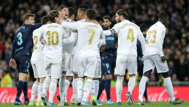 ملخص مباراة ريال مدريد اليوم ضد ريال سوسيداد مع الأهداف موقع سبورت 360 حقق فريق ريال مدريد فوزا هاما على ضيفه فريق Matches Today Real Sociedad Real Madrid