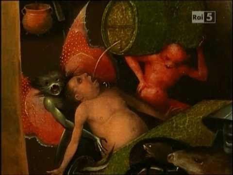 Hieronymus Bosch Spiegato da Philippe Daverio - Rai Arte