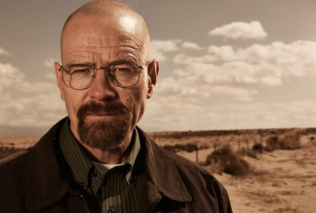 Walter White in Breaking Bad #magician #archetype #brandpersonality