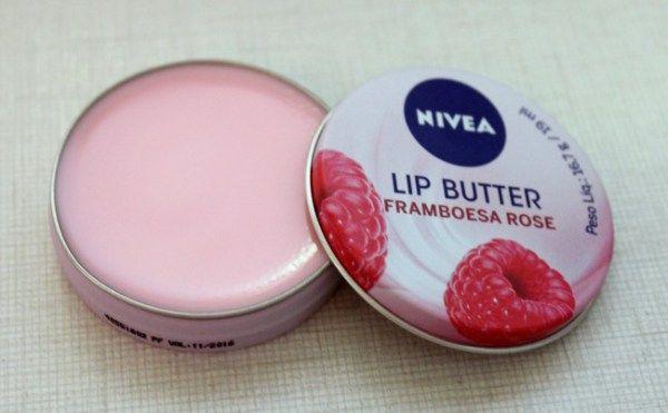 Lip Butter Nivea - Resenha