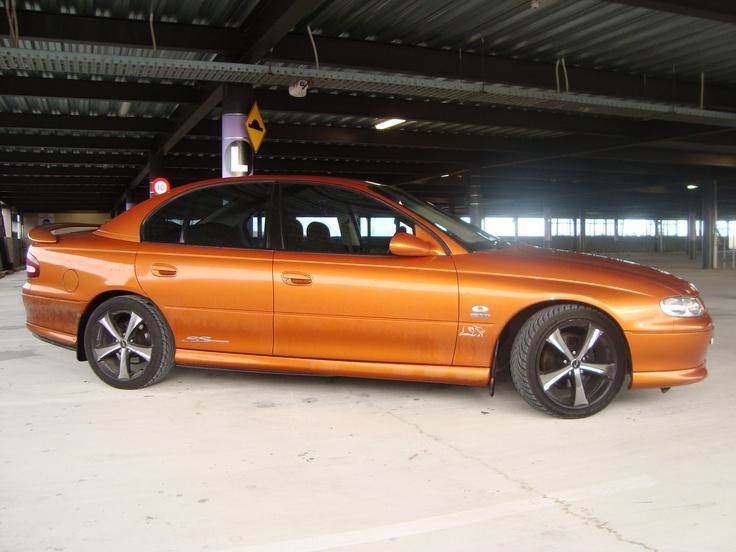 My baby :) A 99 VT SS V8