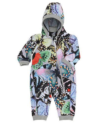 Super seje Molo Hill softshell jakke Molo Overtøj til Børnetøj i luksus kvalitet