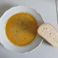 Fotografie receptu: Bramborový guláš s hlívou ústřičnou