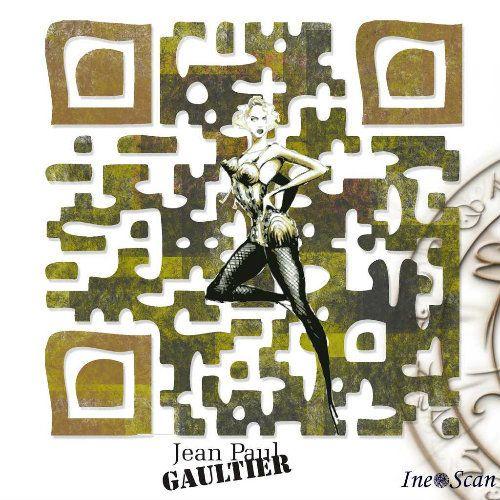 QR code Jean Paul Gaultier...