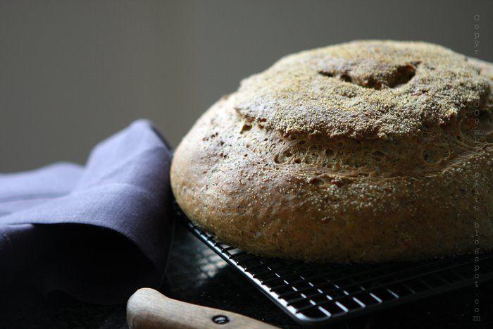 Pracownia Wypieków: Chleb cypryjski