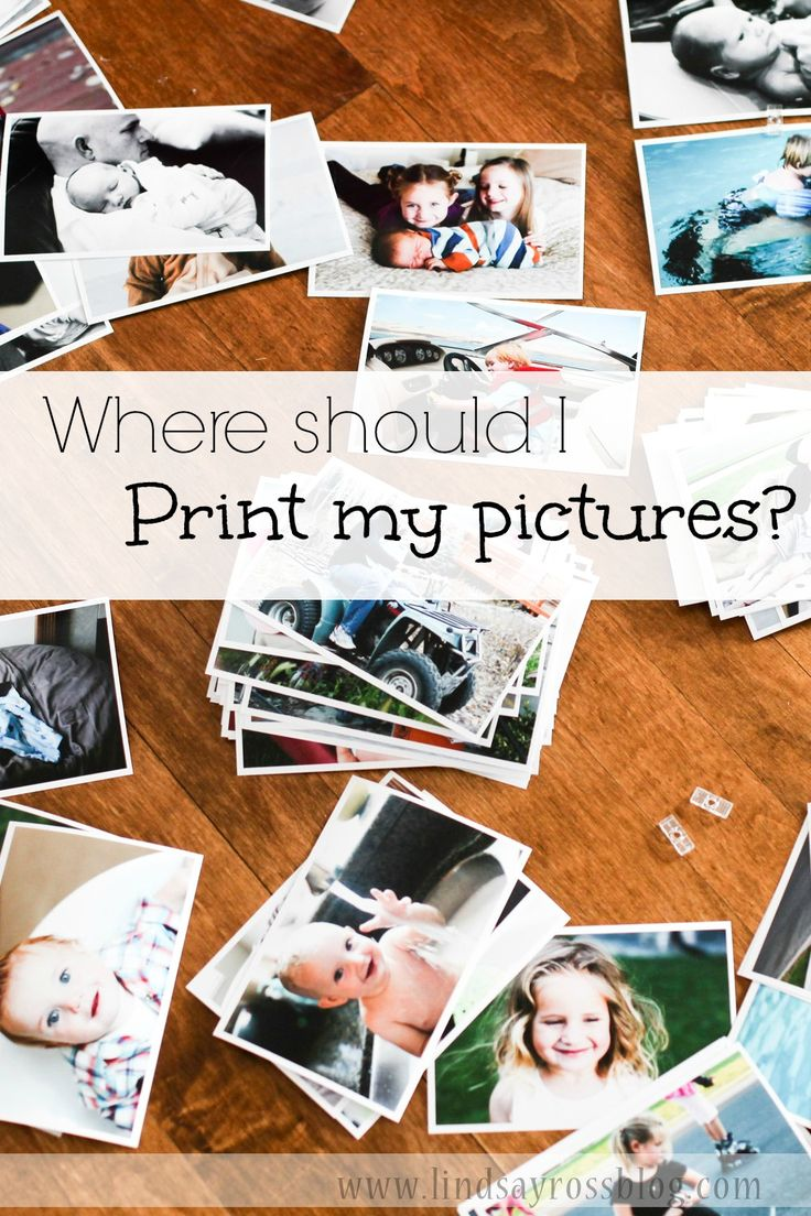 Ideas, tips and tricks on where to print your photographs. Also a print comparison with some photos printed at several different places.