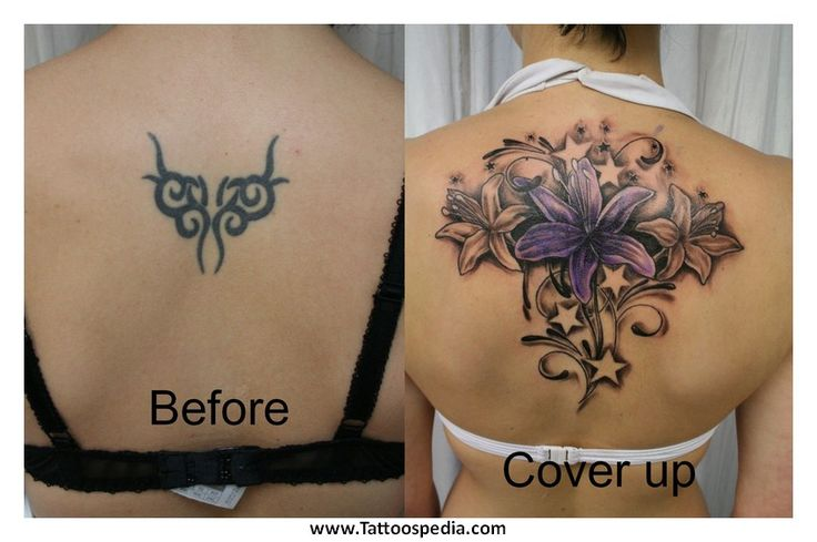 before and after tattoo cover ups | Cover Up Tattoos Before And After 1