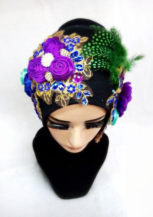 headpiece for hijab