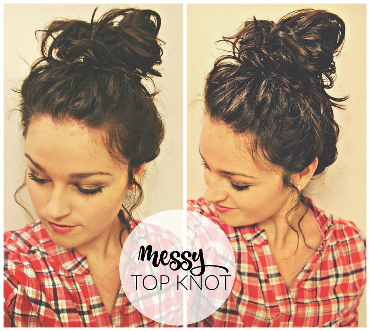 easy ways to style curly hair ways to style wavy hair 1765