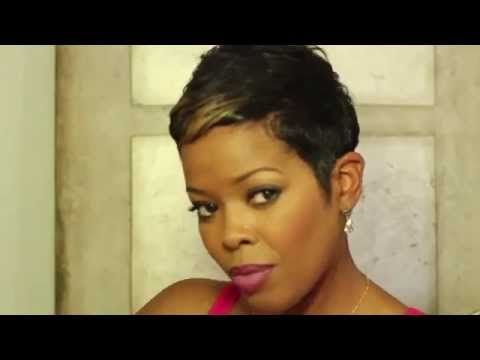 Malinda Williams' Mane Taming #9: Add Color with Weave Tracks – YouTube