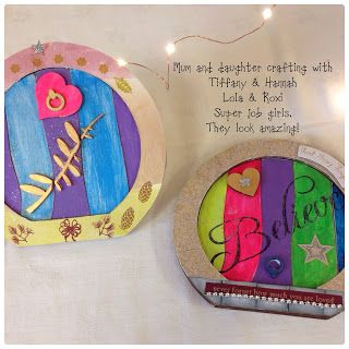 Craft Time...My Artistic Journey...: Fun with Fairies, Gelli and Lavinia