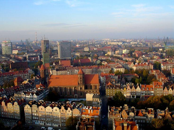 gdansk poland history | Poland Gdansk