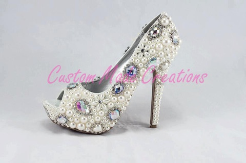 Be the envy of all your friends in these stunning handmade shoes.         Want your very own custom pair created just for you?         Contact us with your special requirements & we will do our best to accommodate your needs.         OUR SHOES ARE COMPLETELY CUSTOMISABLE WITH WORLDWIDE SHIPPING.