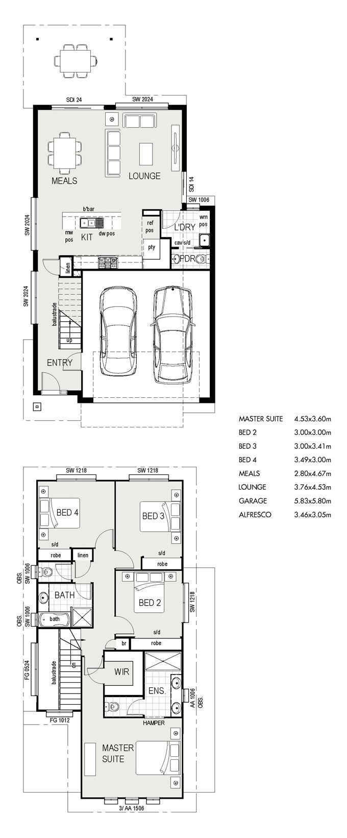 Pin By Indra Hermawan On House Plans Architecture Plan House Plans Architecture