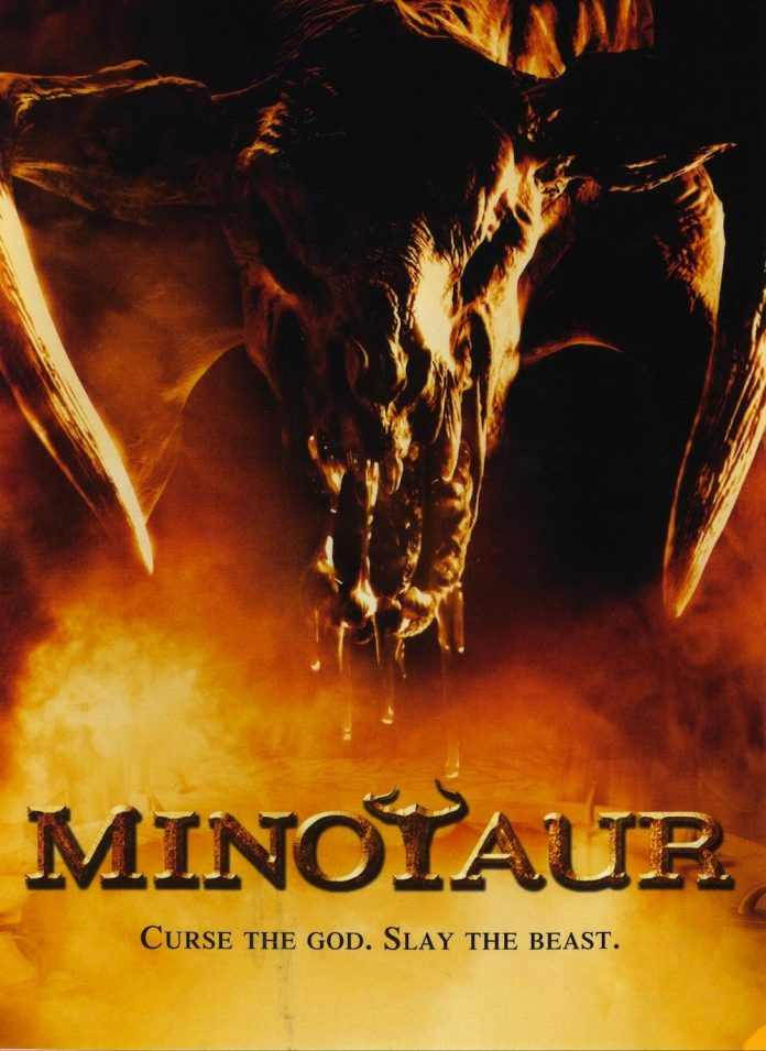 Image result for MINOTAURO ( 2006 ) GIF POSTER