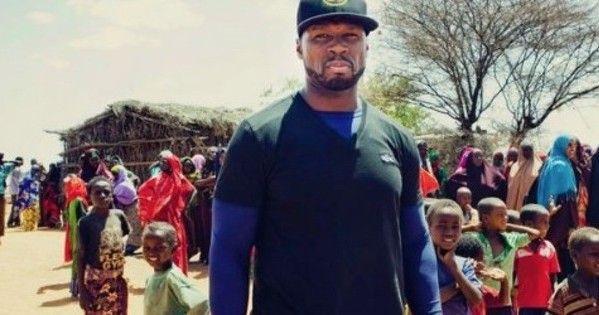 50 cent : Mi-juillet, Curtis James Jackson III, communément connu comme le rappeur 50 Cent , a récemment annoncé ses plans pour nourrir plus d'un milliard