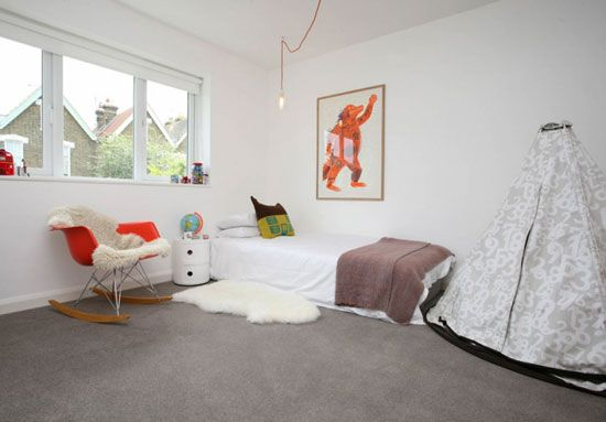On the market: 1960s Child Brothers-designed three-bedroom townhouse in Whitstable, Kent « WowHaus