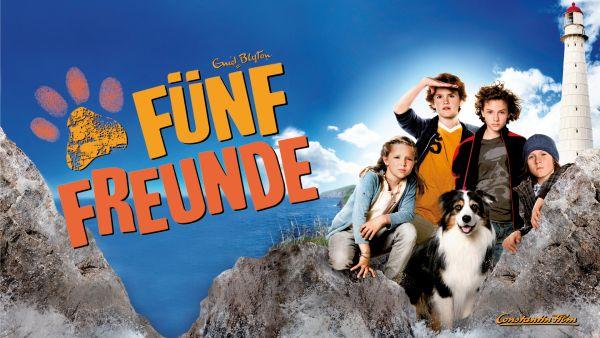 Funf Freunde - Famous Five