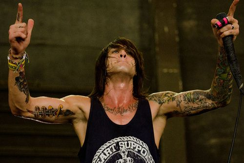 Beau Bokan <3 another one of my warped dates! His arms, though.