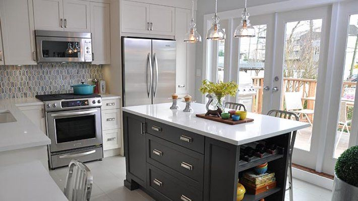 Love it or list it vancouver w network kitchens for Jillian harris kitchen designs
