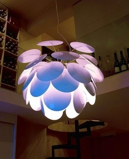 great light ! Would make any space inspiring...