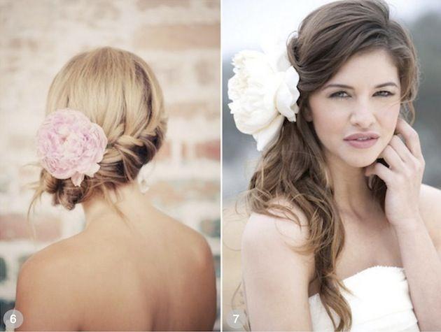 47 Best Hair Flowers Images On Pinterest