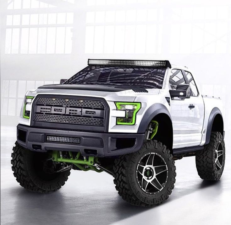 "Ford F150 raptor ""I want one"" My dream Ford period"