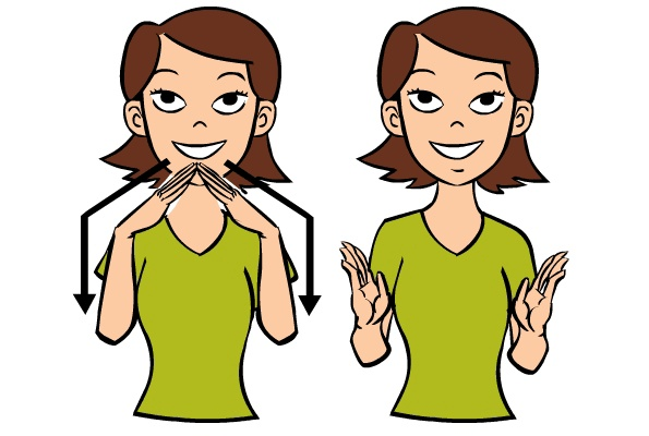 baby sign language essays Some parents are especially good at baby talk are their  see my articles about the effects of television on children's language skills and baby sign language.