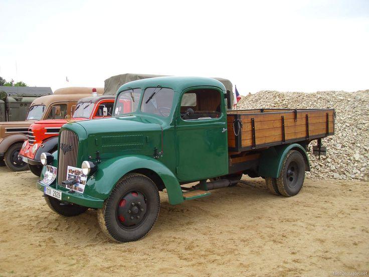 Škoda 256 B z roku 1945