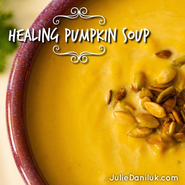 Healing Pumpkin Soup