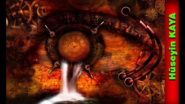 Mechanical tears -mekanik göz yaşları manipulation  Photoshop tutorial s...
