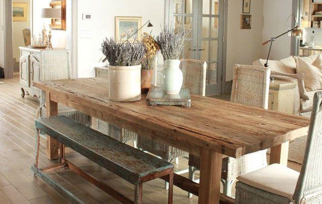 reclimed woodn furniture, recycled wood furniture, Mac + Wood