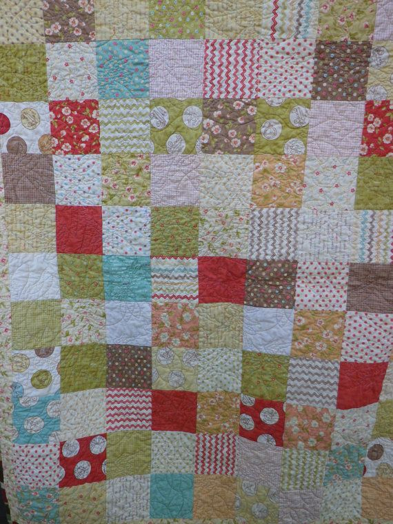 Custom made Keepsake Memory Quilt from Baby and Children s