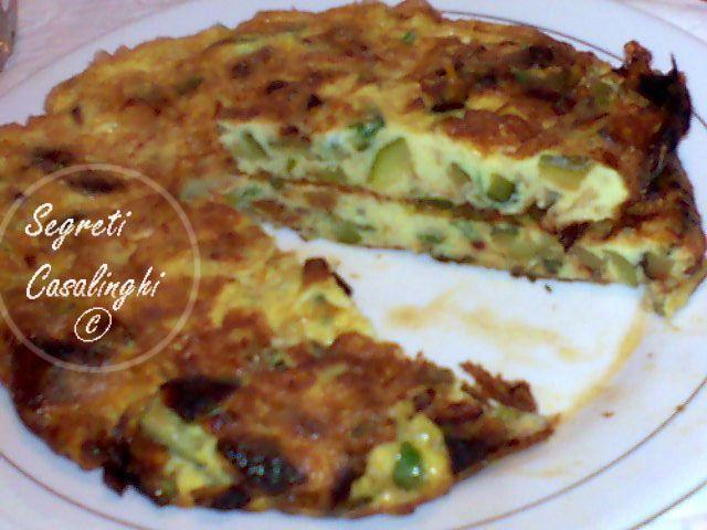 frittata zucchine,rittata di zucchine,ricetta frittata di zucchine,ricetta frittate,ricette secondi di frittate,zucchine con le uova zucchine fritte uova,