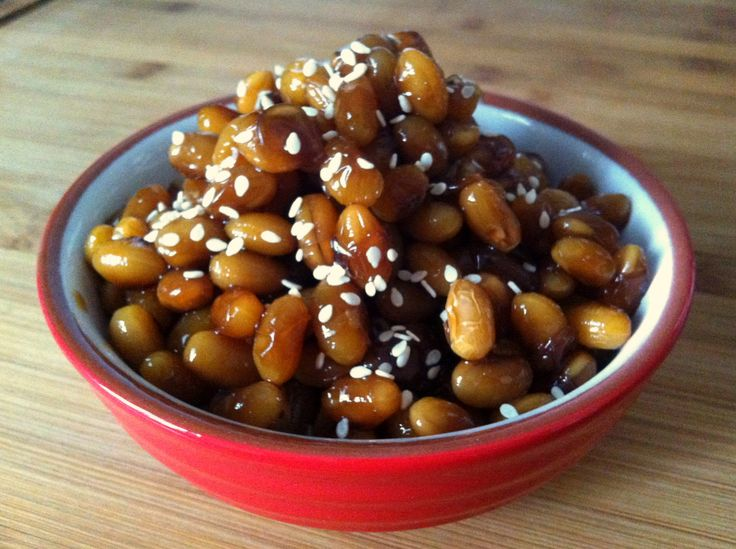 Kongjang (Soy Braised Soybeans) - Not for Coco