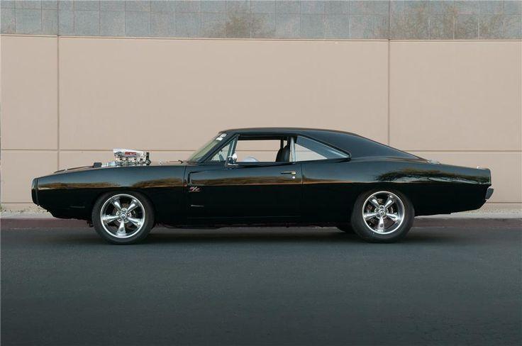 69 Dodge Challenger Barrett Jackson Lot 12721 1969