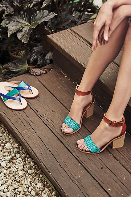 Lien.Do by Seychelles Morelia Heels - anthropologie.com