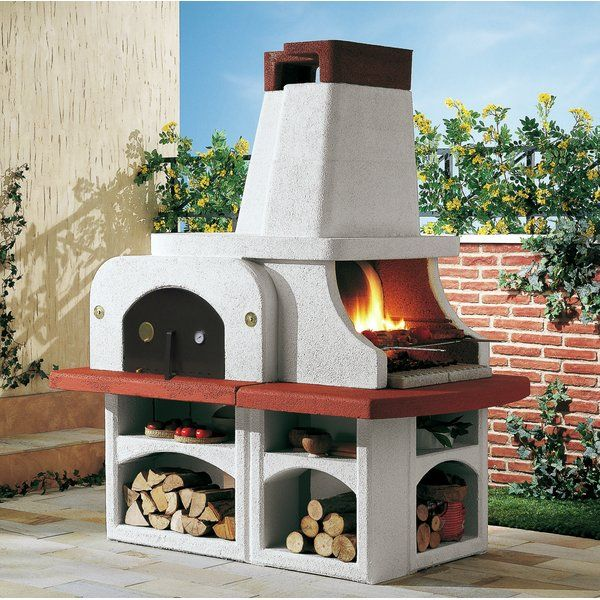 Latoscana 75 5 Parenzo Bbq Charcoal Grill Barbecue Design Easy Backyard Charcoal Grill