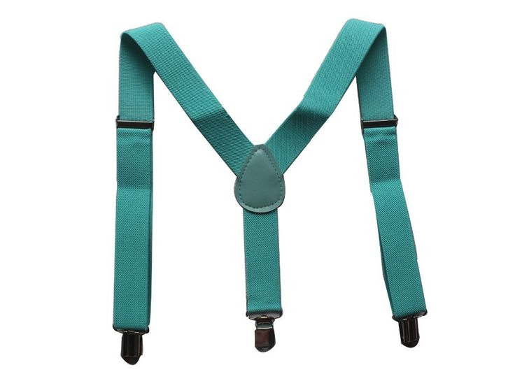>> Click to Buy << Free Shipping 2017 New 1 Inch Wide Children Kids Mint Green Braces  #Affiliate