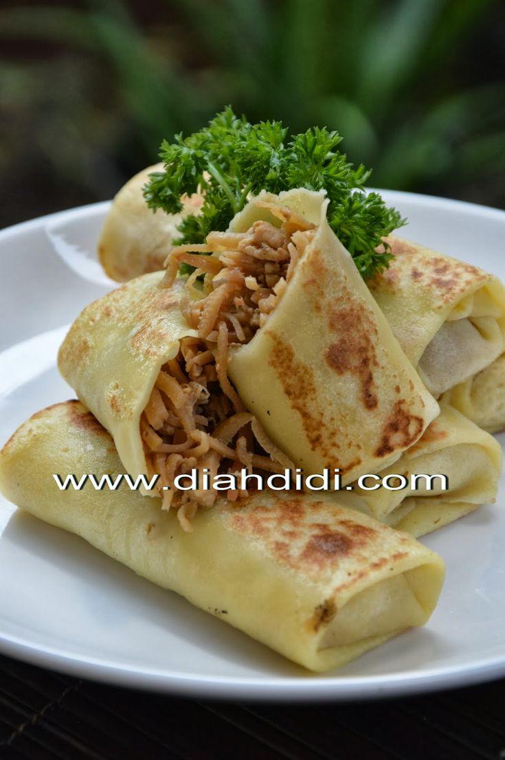 Diah Didi's Kitchen: Lumpia Panggang