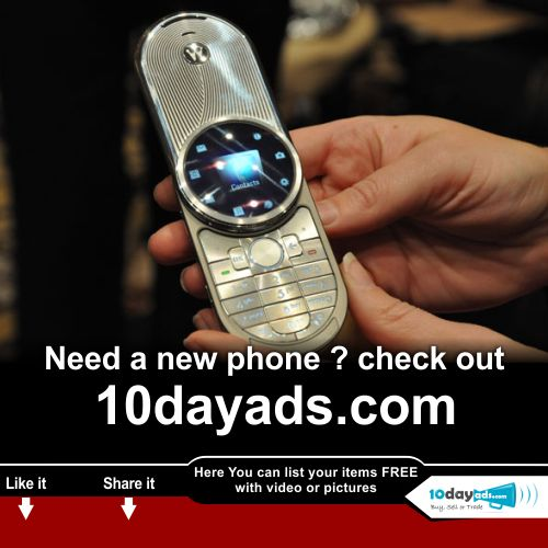 Need a new phone ? Check out 10dayads.com #PhoneAds #PostPhoneClassifiedAds #NewPhoneAds #BuySellNewPhone