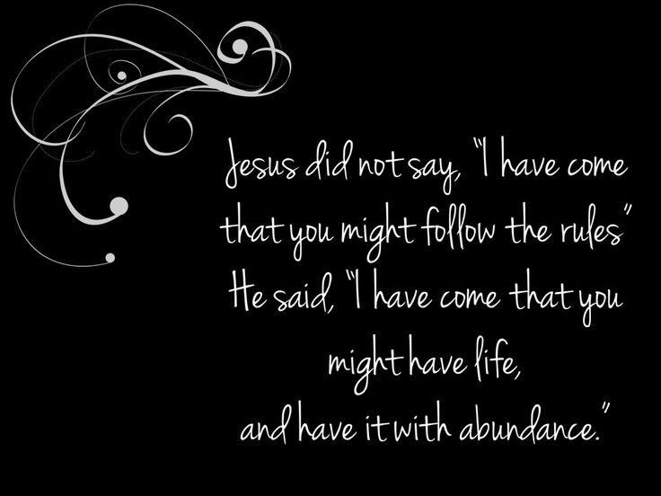 Hoe om te floreer Johannes 10:10