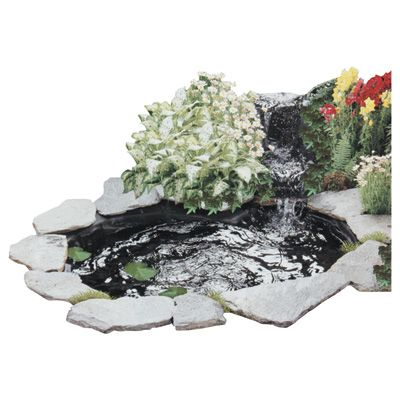 Cascade and Pond Kit — 170 GPH, 110 Volt $99.00 @ Northern Tool & Equipment.